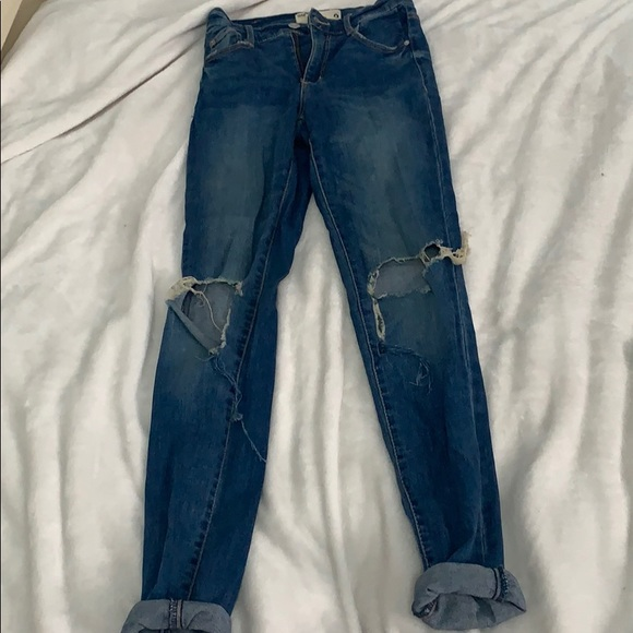 My favourite fitting jeans of all time !!